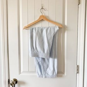 j crew | point sur seaside linen pant